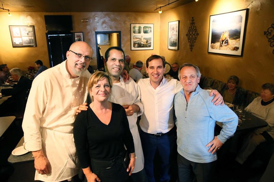 Aldo's Italian restaurant: Warm, welcoming Cleveland classic